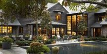 Exteriors / Luxurious Yards and Gardens.