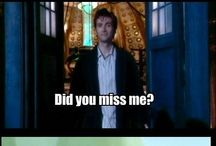 Dr Who!!!!!!! / Dedicated to all the Drs and they awesome adventures
