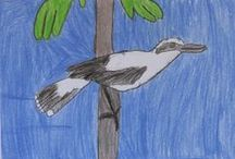 Art Competition AVOA - 2015 / The Viçosense Association of bird watchers, performs the second art competition with the theme of birds dependent on wetlands. The popular vote is open in  Aves de Viçosa blog. You can vote. There are 4 categories by age.