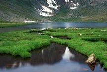 Природа*nature, natural*Пейзаж*scenery*kind / Природа с красоты своей Покрова снять не позволяет, И ты машинами не вынудишь у ней, Чего твой дух не угадает.