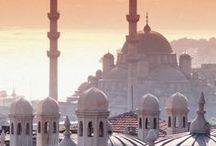 ISTANBUL <3 / Un voyage prévu entre amies et collaboratrice malheureusement annulé pour cause d'événements politiques dramatiques.