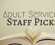 Adult Services Staff Picks / Book recommendations from our Adult Services Department. Also find us on Goodreads!