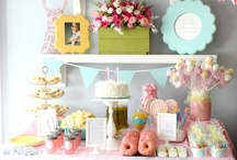 {party ideas} / by Ashley Baranowski