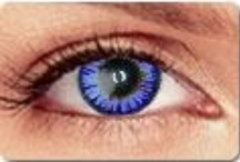 Special Effect Contacts / Special Effect Lenses for Halloween and other colored contact lenses. / by AC Lens