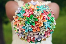 Paper Flowers / OBSESSED with paper flowers! Maybe someday will have them at my wedding?  / by Carrie Nameth