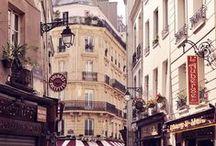 capitale / Paris tour