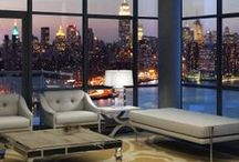 At The Penthouse