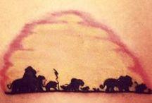 tattoos / by Miranda Bidinger