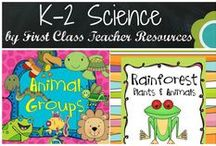 K-5 Science / I hope you find great things to do science in your K-5 classroom