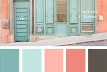 Muted colours / Lovely colours / by Marisa Mascarenhas