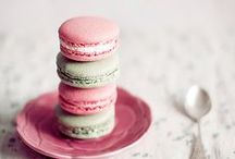 Sweet Inspiration ♥ / An ode to the sheer beauty of baking; pastel and sorbet colours to inspire and admire...