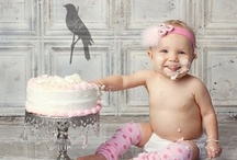 Baking for Babies ♥  / Baby shower and baby-birthday-cake inspirations