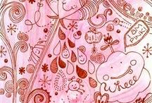 Doodle Wonderland / by Elvania Da Rosa