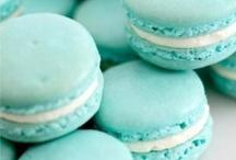Aqua, Mint & Turquoise / by Michere M