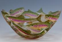 ~ Fish Imagery ~ / by Anita Clifford