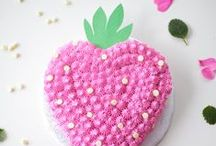 Party Food - for Girls ♥ / Ideas for creative party foods and favours for the ladies
