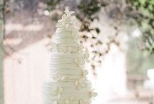 Wedding Cakes ♥ / Wedding cakes that make our hearts sing