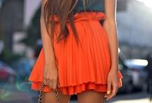 Orange / by Michere M