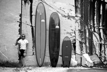 Surf Boards & Fins / by Michere M
