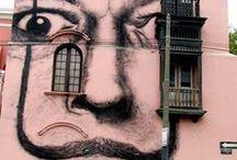 Art in street & town