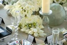 Centerpieces / by Linda  Bell