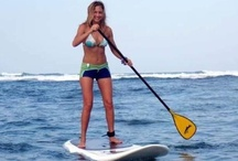 SUP - Stand Up Paddle / by Michere M