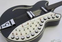 Bizarre Guitars +