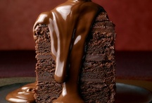 Chocolate: How I Love Thee ♥ / Chocolate, nothing but chocolate! / by jade leigh