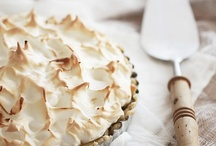 Puddings & Pies ♥ / Tarts, American pies and decadent pudding inspirations