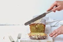 Vegetables in Cake ♥ / Growing in popularity, adding vegetable to cakes (from carrot - beetroot - pumpkin and zucchini) is genius. From garden to cake - a board just for the slightly healthier indulgent things