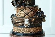 "Cake Inspiration / by Mary ""Chris"" Hull"