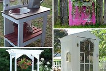 "DIY / All things ""Upcycled"" - ""Repurposed"" - ""DIY"""