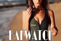 Baewatch Swim /  #baewatch / by Style Estate