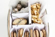 Foodie Gifting ♥ / Cute foodie gift ideas and rad packaging inspirations  / by Nicoletta Fine Confectionery