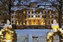 Lovely Vermont Lodging