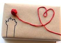 Tied Up With String / Gift wrapping and giving