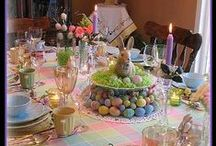 Celebrating Easter / by Linda  Bell