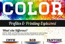 Graphic Design / Pictures and infographics related to graphic design.