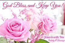 God's Blessings in  Bloom