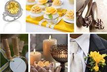 Beautiful elegant candles