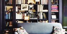 Home libraries - Inspiration zone - Multifunctional spaces