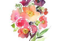♡ Watercolor