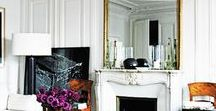 Parisian Chic Interiors