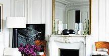 Parisian Chic Interiors