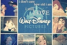 Disney=Creator of Dreams / Disney taught me to dream and to believe in love