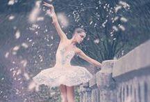 Dance Dance Dance / by Courtney Woodall