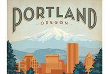 Portland Love / by Courtney Woodall