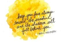 quotes & sayings / by Keana Fletcher-Mathews