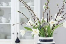 Spring Ideas /  All newly bring the spring!