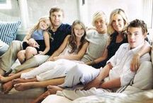 The Poetry of Family / My Family, the heart of my life.   Ricky Schroder, Holden Schroder, Luke Schroder,  Cambrie Schroder, Faith Schroder and me, Andrea.